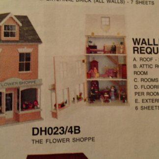 Bausätze Puppenhäuser