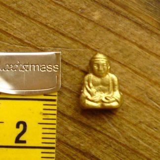 Buddha (klein). Metall.