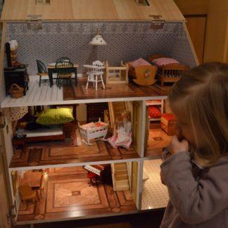 Puppenhaus von Milena S. Unverkäuflich.