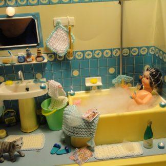 Badezimmer von Susi H. Unverkäuflich.