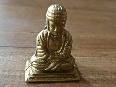 Buddha. Metall.