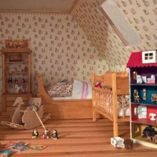 Puppenhaus im Puppenhaus von Franziska G. Unverkäuflich.