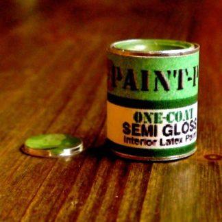 Farbdose offen (grün)